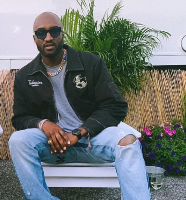 Virgil Abloh talks Streetwaar