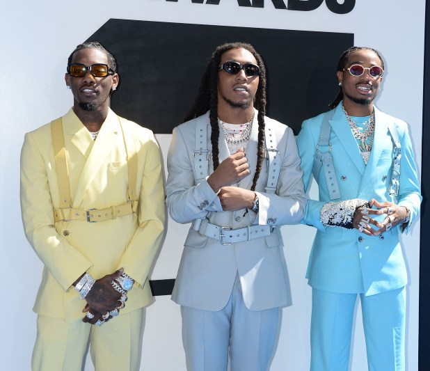 Migos Menu Comes to Uber Eats