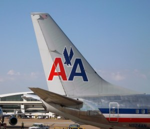 American Airlines passenger fakes sick