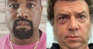 Danny McBride and Kanye West