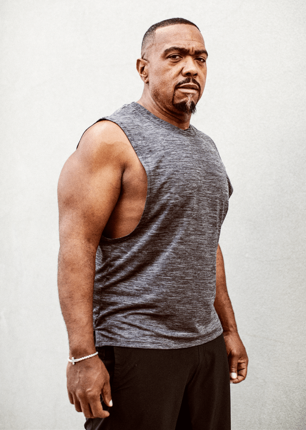 Timbaland's WEight Loss Journey
