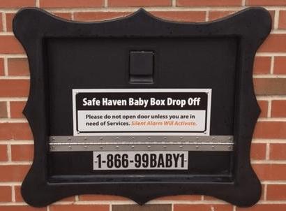 Indiana Baby Box