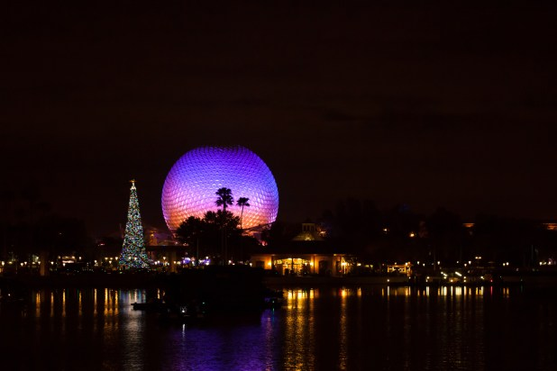 Epcot gets overhaul