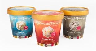 Cheesecake factory icecream