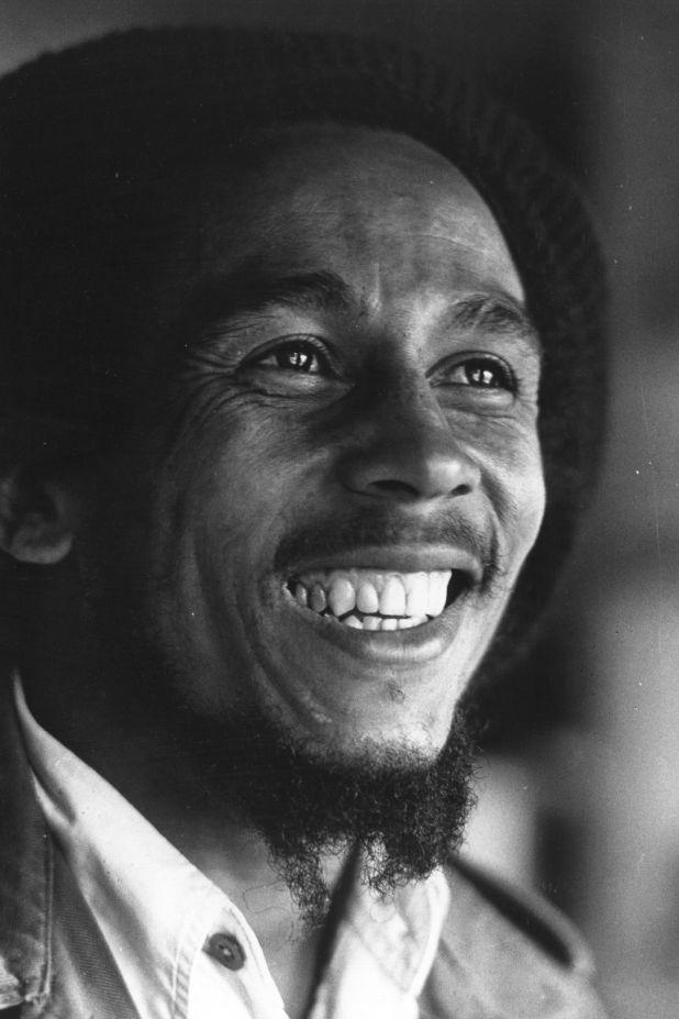bob Marley talks