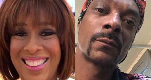 Gayle King Snoop Dogg