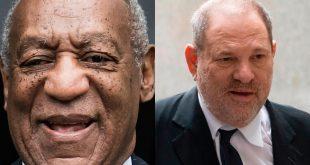 Bill Cosby and Harvey Weinstein