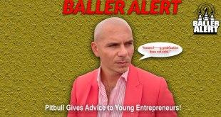 Pitbull interview
