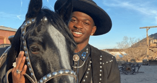 Lil Nas X on Rodeo