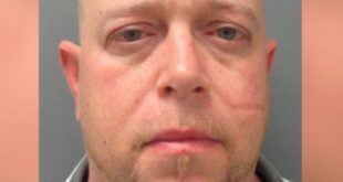 Man Violated Social Distancing Rules