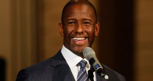 Andrew Gillum on Meth