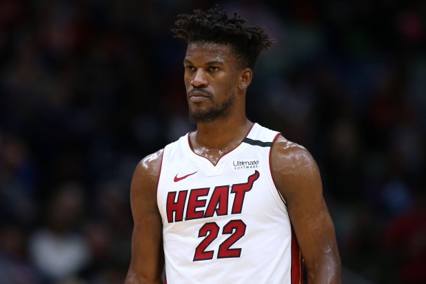 Jimmy Butler Sued