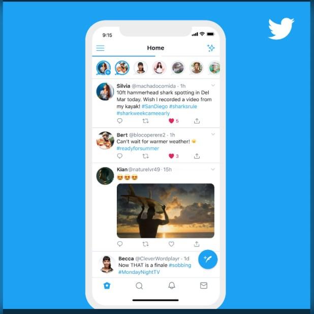 Twitter for Fleets