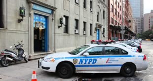 NYPD Precinct for Interns