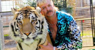 Joe Exotic Tiger King