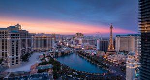 Las Vegas Casinos and Hotels Close