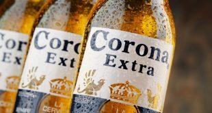 Corona Beers Production Shutdown