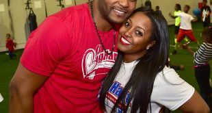 Keshia Knight and Ed Hartwell