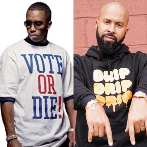 Diddy vs Kenny burns