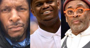 Ray allen, zion and spike lee