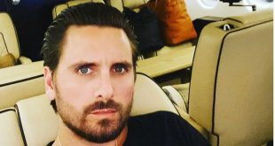 Scott Disick Checks IN