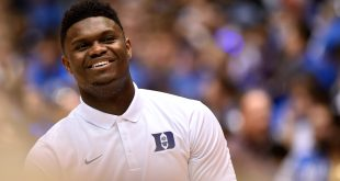 Zion Williamson for DUke
