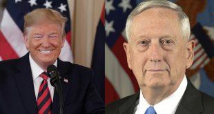 Trump vs James Mattis