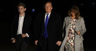 Melania Trump slams over Barron