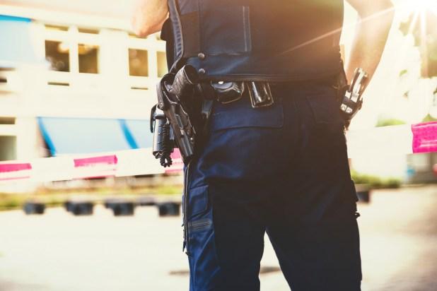 Police Resign