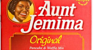 Aunt Jemima Changing Name