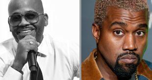 Kanye and Dame