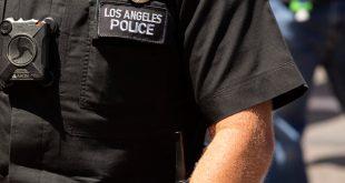 LAPD Sued