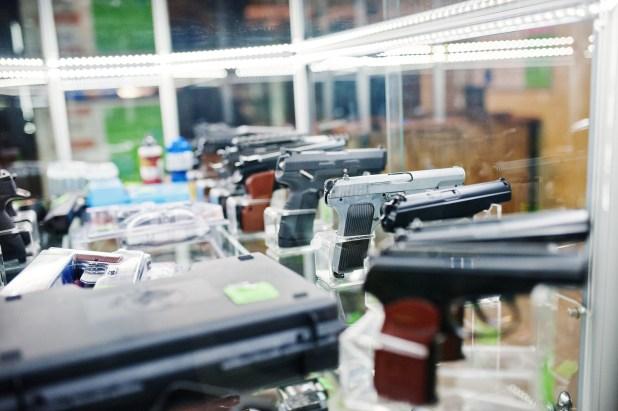 Gun Store Sued