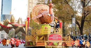 Macy's Thanksgiving Parade Ratings Dip