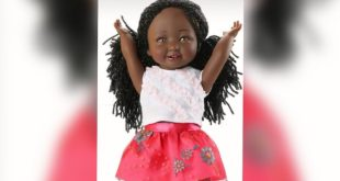 Amazon Sells Doll With Racist Description