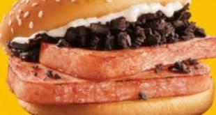 spam oreo burger