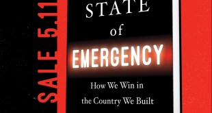 State of Emergency Book Front