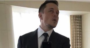 Elon Musk (Selfie)