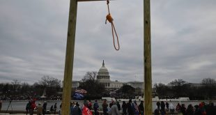Noose Spotted As Pro-Trump Rioters Terrorize The Capitol