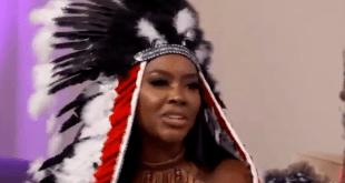 Kenya Moore Native American