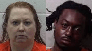 Kristie Dawnell Evans and Kahlil Deamie Square Image: Oklahoma State Bureau of Investigation