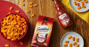 You Can Win A Free Bag Of Limited-Edition Goldfish Frank's RedHot Crackers