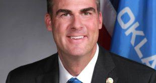 Republican Governor Kevin Stitt