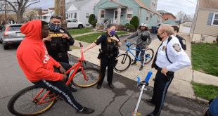 4 Bikes Taken By Cops