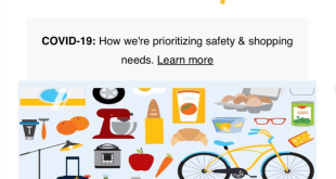 Walmart Email Story