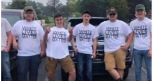 white lives matter shirts