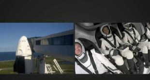 spacex civilian flight
