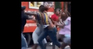 WNBA fight