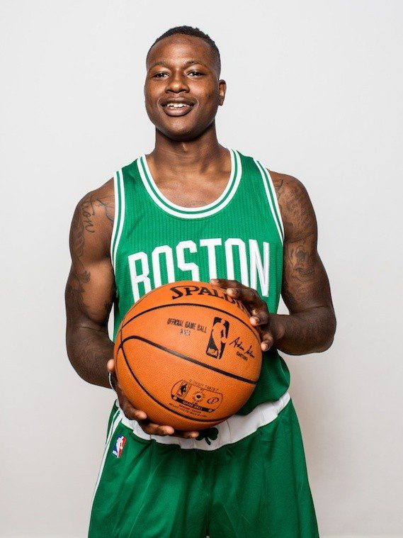 Terry Rozier NBA Shoes Database