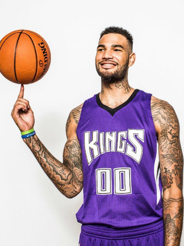 Willie Cauley Stein NBA Shoes Database